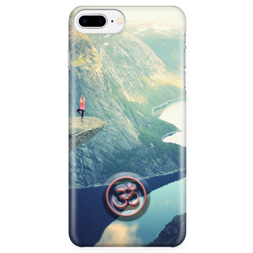 """Finally Om"" Phone Case - Galaxy/iPhone"