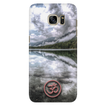 """Cloudy Lake"" Phone Case - Galaxy/iPhone"