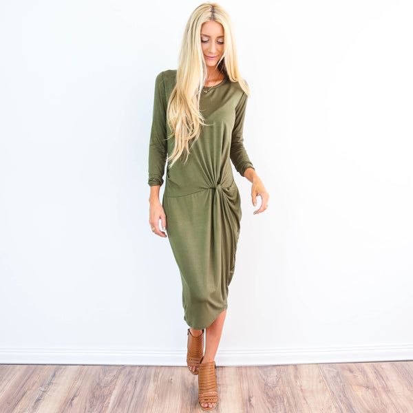 Anaelle Knot Dress