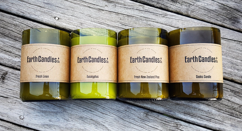 earth candles pure soy candles