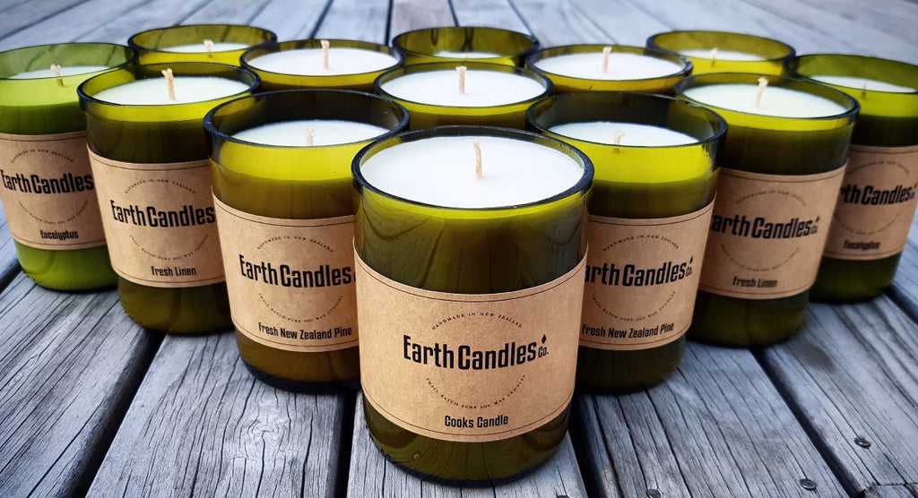 earth candles new zealand