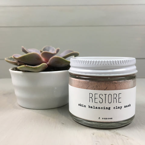 2 oz. Restore Clay Mask