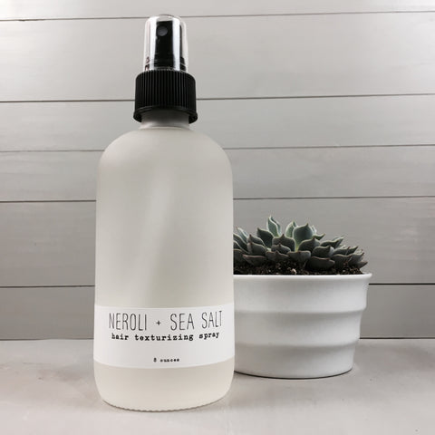 8 Oz. Neroli & Sea Salt Hair Texturizing Spray