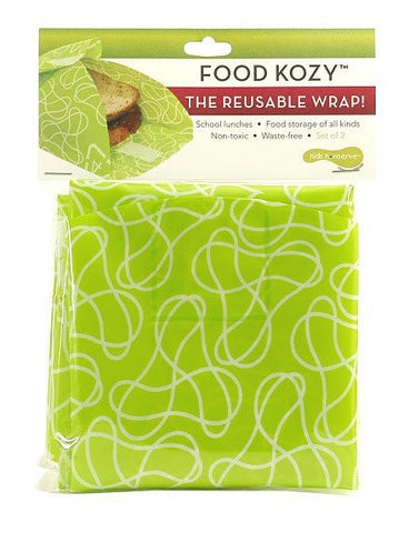 Green Food Kozy - 2 Pack