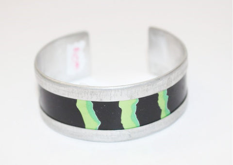 Recycled Monster Can Bracelet