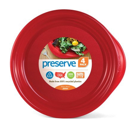 Everyday Plates- 4 pack