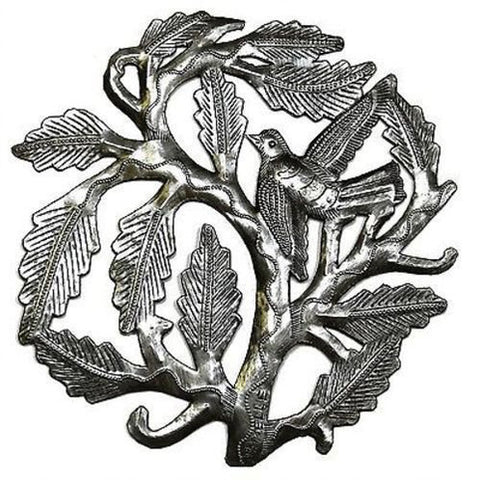 Small Tree of Life Metal Wall Art
