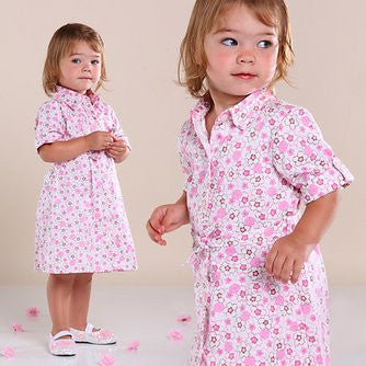 Sweet Jane Shirt Dress