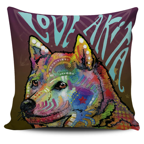 Akita Pillow Covers