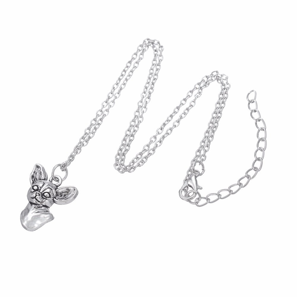 Chihuahua Heart Pendant Necklace Offer