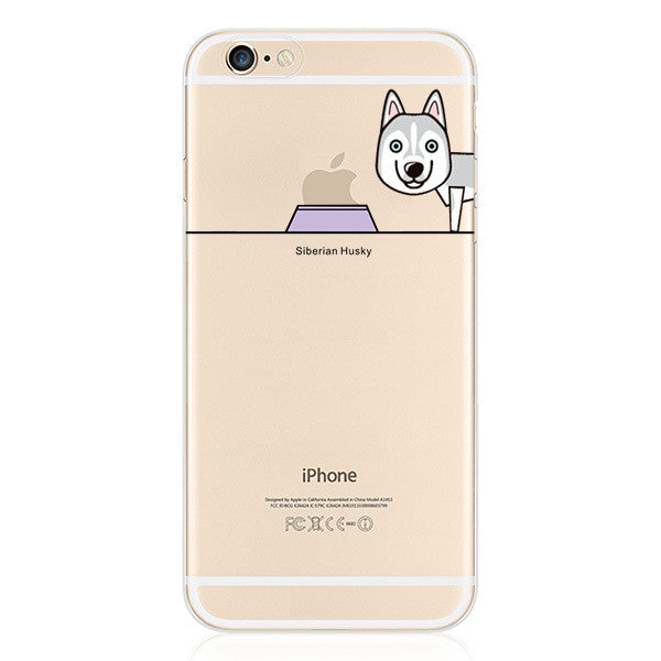 Dogs Signature Limited Case Cover Collection for iPhone 5/5Plus 6/6Plus Offer