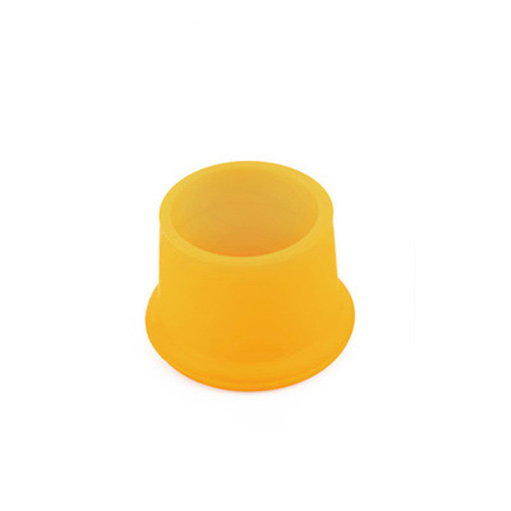 5 Pcs Assorted Colors Silicone Reusable Wine Bottle Caps