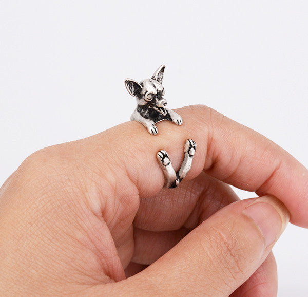 Adjustable Chihuahua Wrap Ring Offer