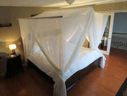 Bed Canopy – Naturell