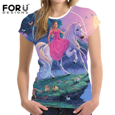 Unicorn T-Shirts - Choose Design