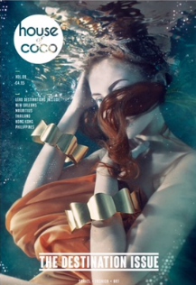 Viva Voce House of Coco Magazine Vol 9