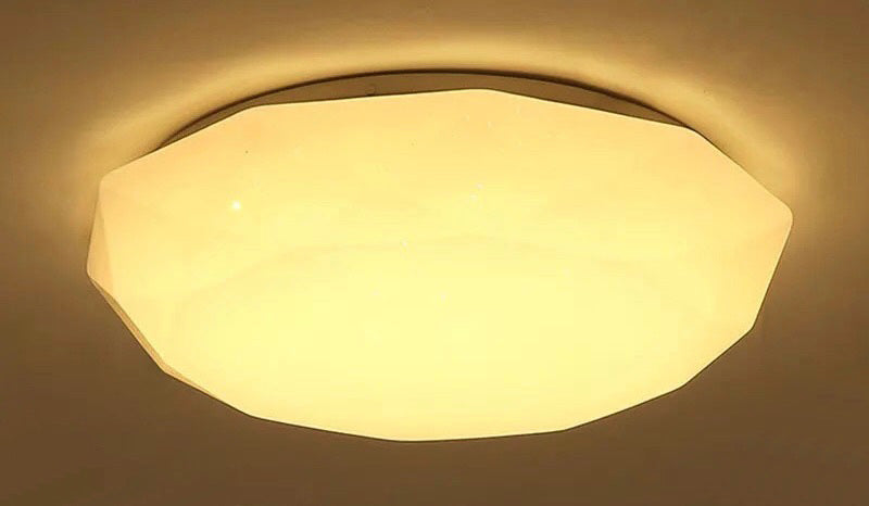 Ceiling Light - Glittering Diamond 18W/24W/40W