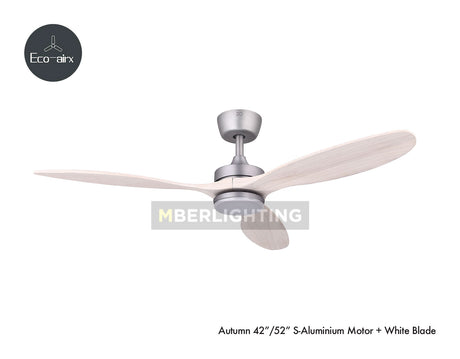 Eco-AirX S Series / M Series Ceiling Fans(Wood Blades)