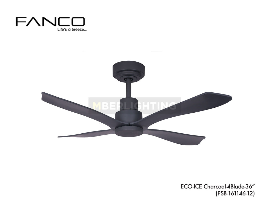 FANCO DC Eco-Ice 36""