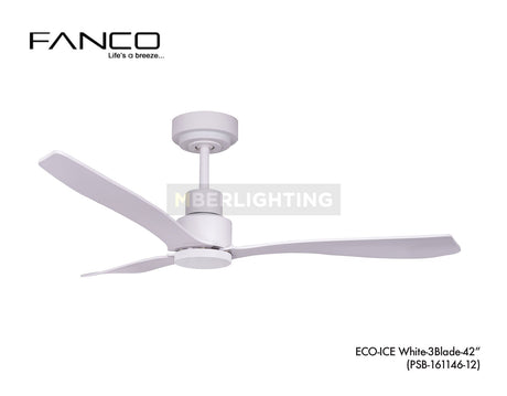 FANCO DC ECO-ICE 42""