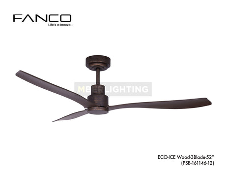 FANCO DC ECO-ICE 52""