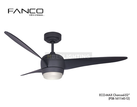 FANCO DC Eco-Max 52""