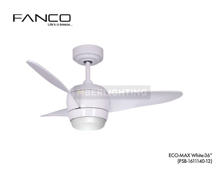 FANCO DC Eco-Max 36""