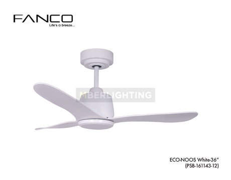 FANCO DC ECO-NOOS 36""