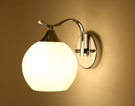 Wall light - Classic Chrome Glass