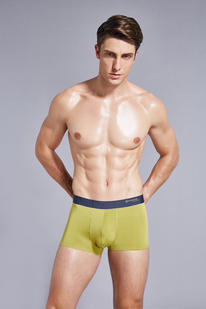 Greenish Yellow - Prime Boxers