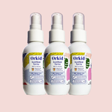 BUNDLE - Orkid Hand Sanitizer Spray with Damask Rose Flower Water (x3)