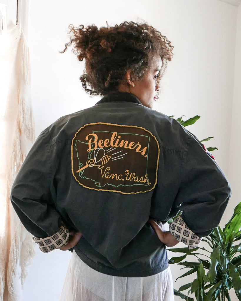 Car Club Jacket Carny Couture