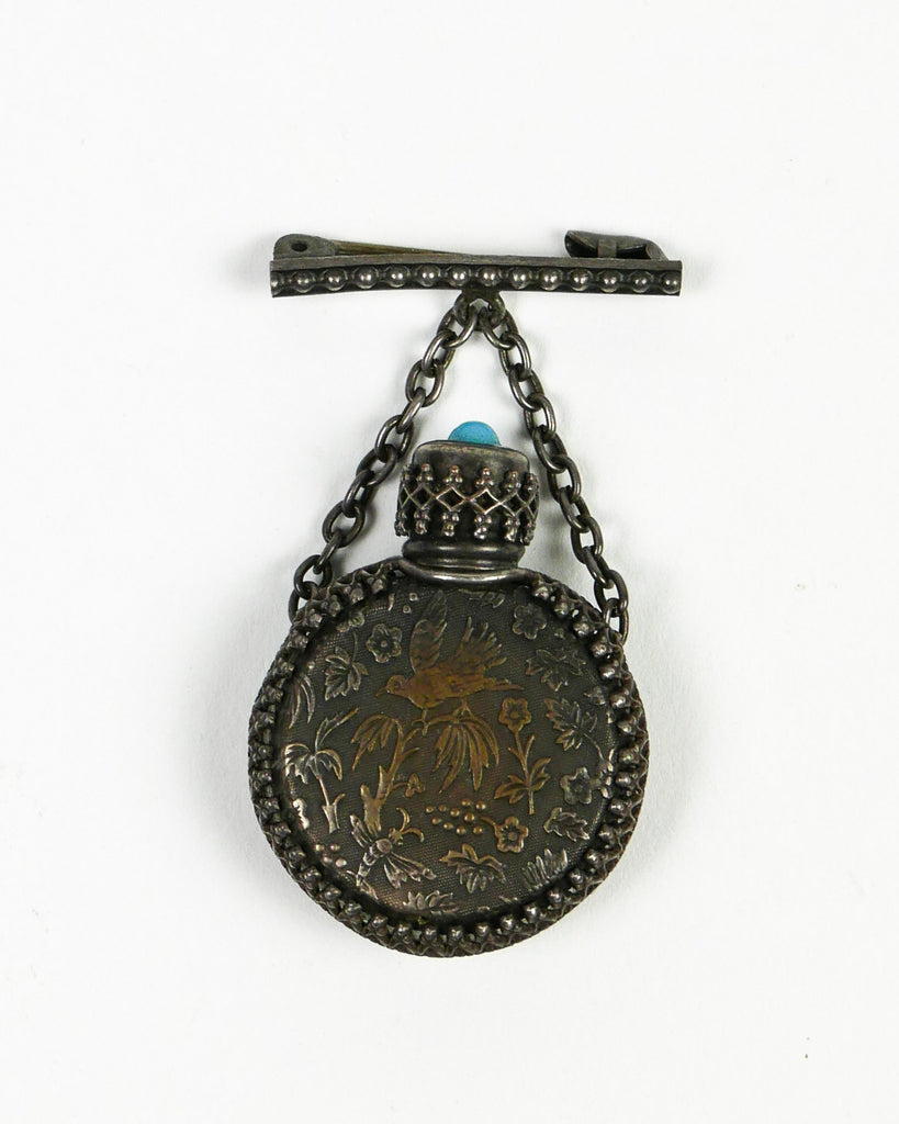 Victorian Bottle Pin