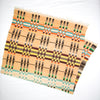 1950's Mid Century Southwest Sunsets Wool Blanket