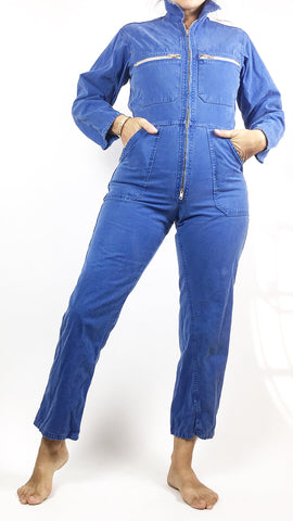 Euro Workwear Fitted Coveralls