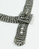 Rhinestone Belt Necklace
