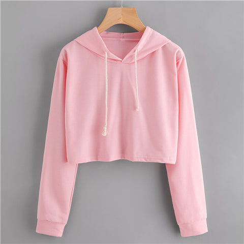 Autumn Sweatshirt Women Hoodies