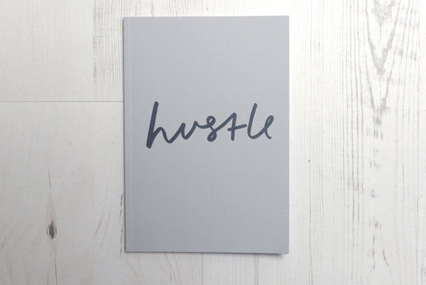 Hustle A5 Notebook