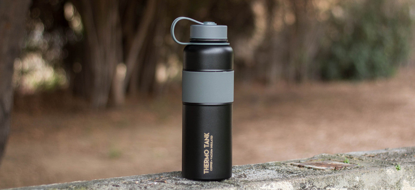 The best insulated bottles ever made.