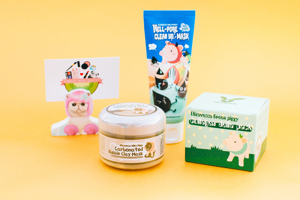 Korean skincare for oily skin