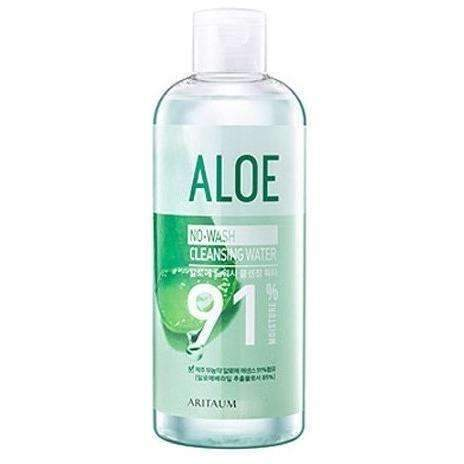 Aritaum Aloe No Wash Cleansing Water