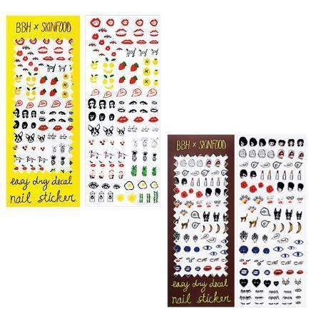 Skinfood Easy Dry Decal Nail Stickers