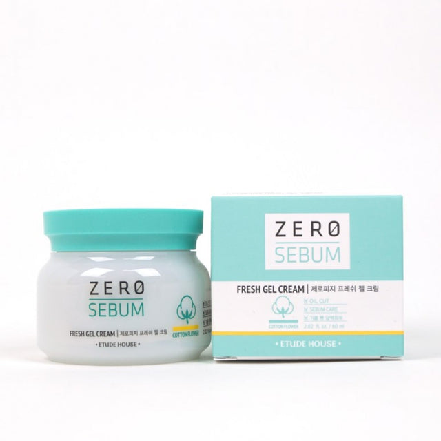 Etude House Zero Sebum Fresh Gel Cream