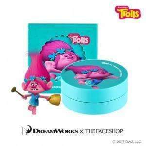 The Face Shop Oil Clear Blotting Powder (Trolls Edition)