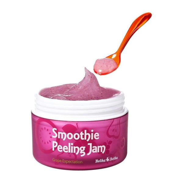 Holika Holika Smoothie Grape Peeling Jam