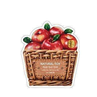 The SAEM Natural-Tox Mask Sheet - Apple