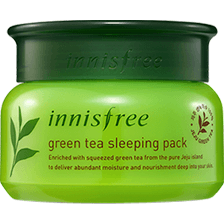 Innisfree The Green Tea Sleeping Pack