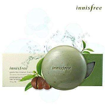 Innisfree The Green Tea Mineral Cleansing Bar