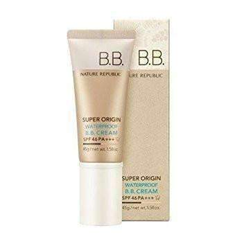 Nature Republic Super Origin Collagen Waterproof BB Cream