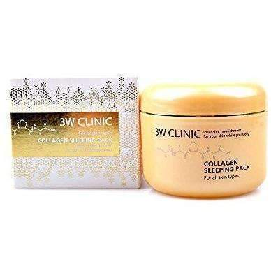 3W Collagen Sleeping Pack